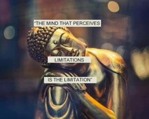 Buddha Limitations