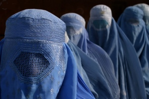 Afghan women in the 21th century