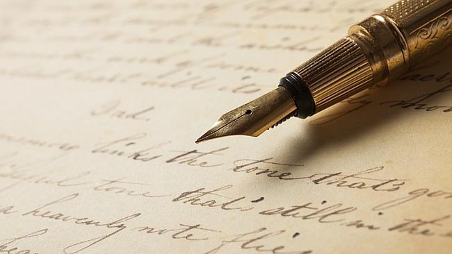 Dear me,......